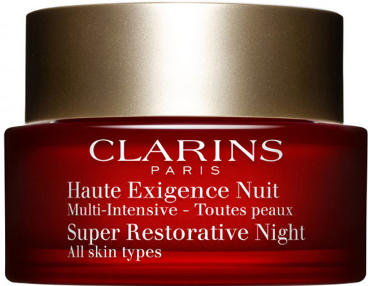 Clarins Crème Haute Exigence Nuit Multi-Intensive Super Restorative Night 50 ml