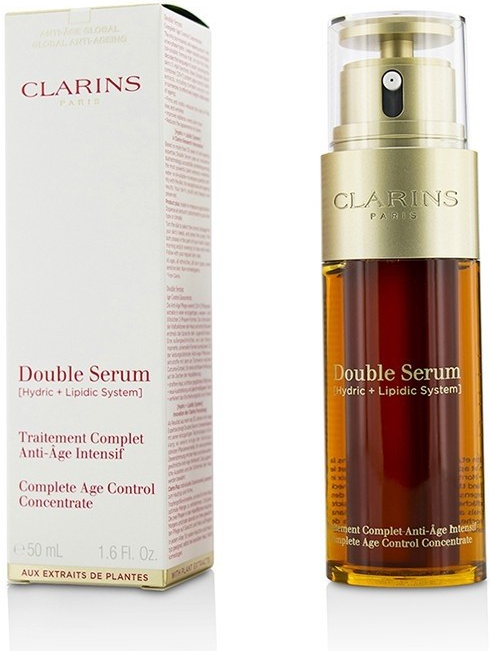 Clarins Double Complete Age Control Concentrate 50 ml