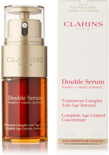 Clarins Double Complete Age Control Concentrate 30 ml