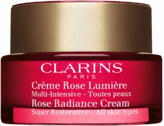Clarins Super Restorative Rose Radiance Cream Denný krém 50 ml